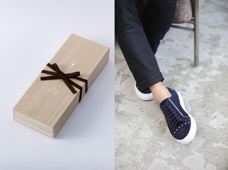 ギフトカタログスニーカー靴写真付き