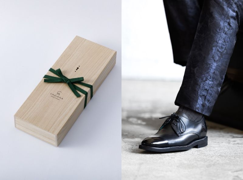 ギフトカタログドレス靴写真付き