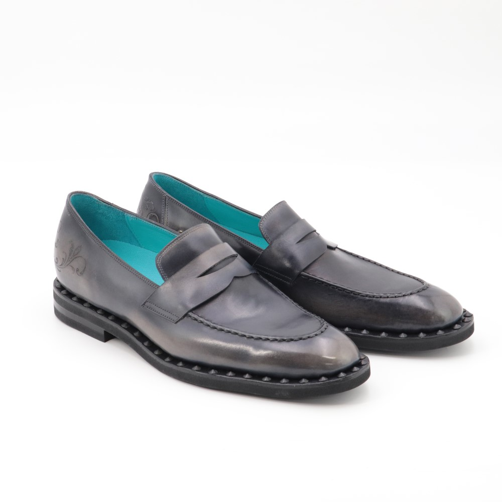 COIN LOAFER《コインローファー》 Extra Gray